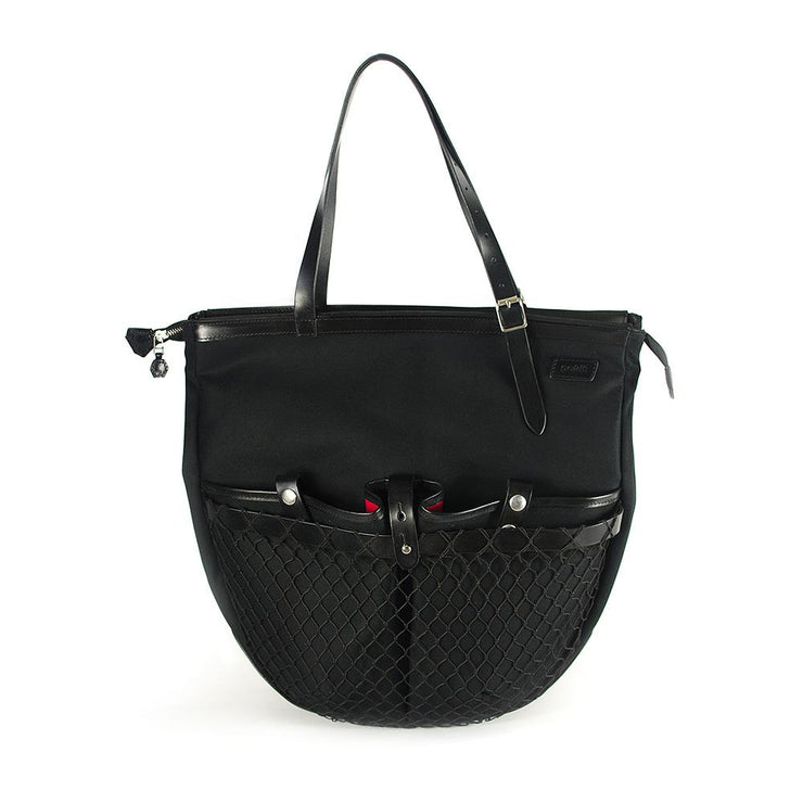 POACHER TOTE BAG black