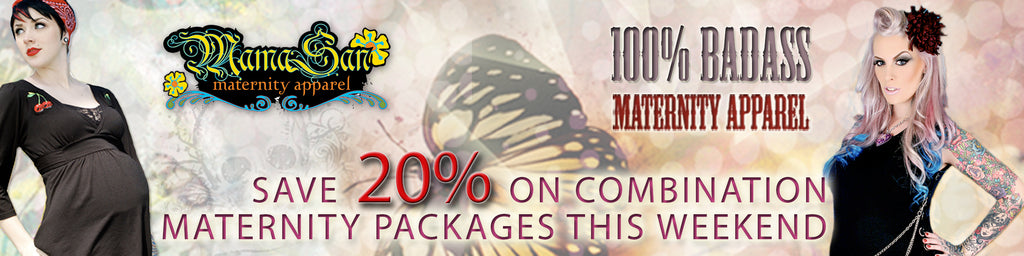 Save 20% On Maternity Packages