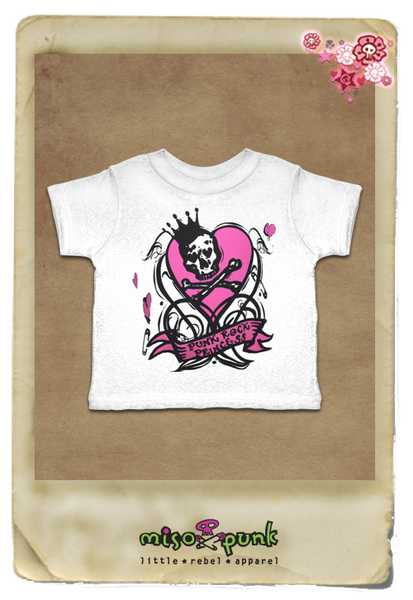 Punk Rock Princess Tee