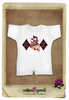 Viva El Rock Boys White Romper