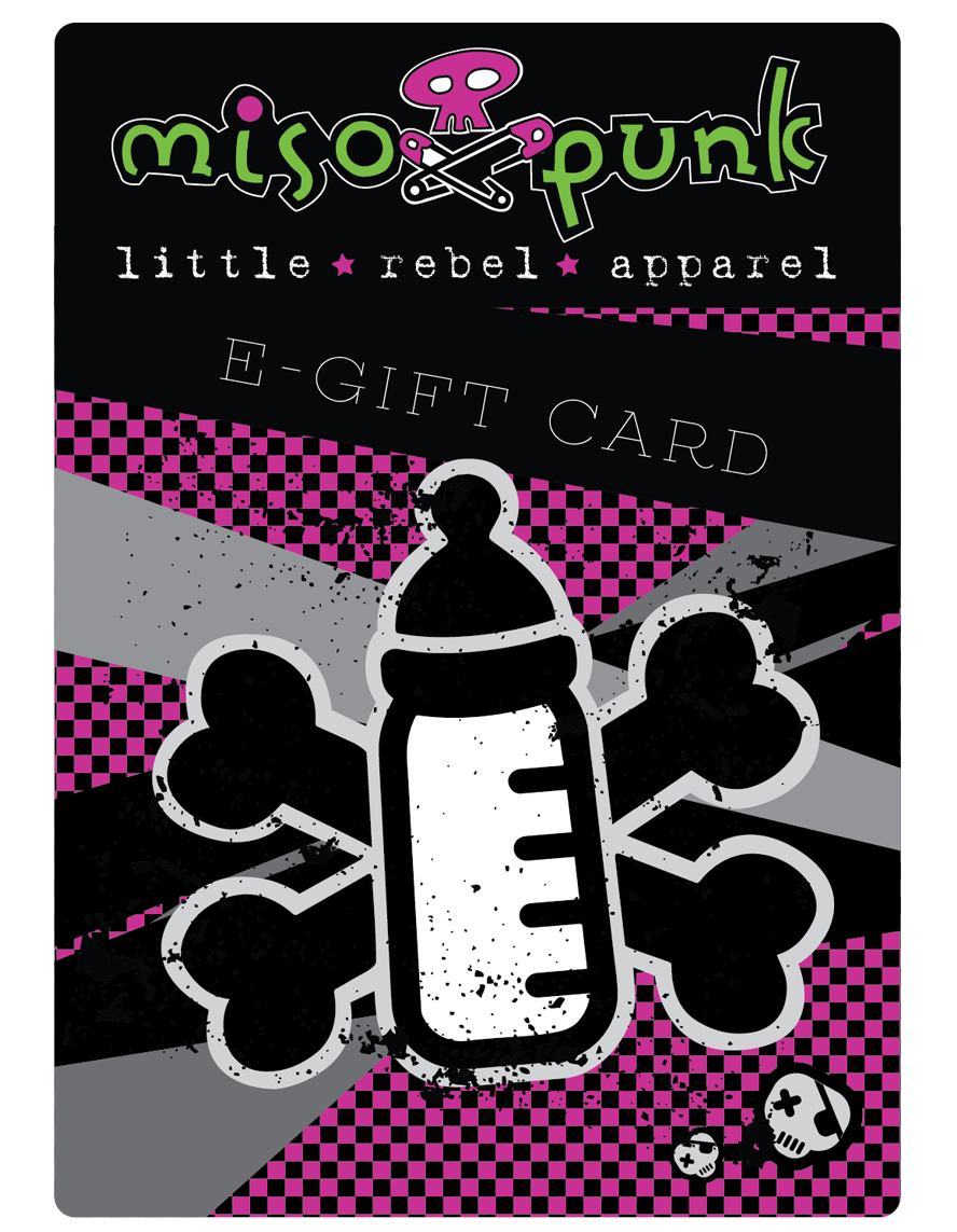 Miso Punk Jolly Bottle e-gift Card