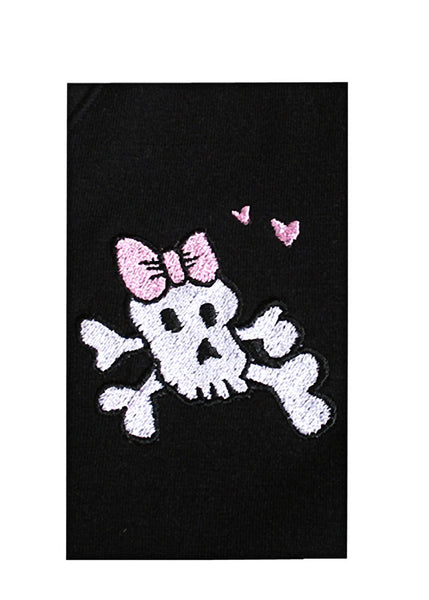 Baby Skull Sleeveless Top