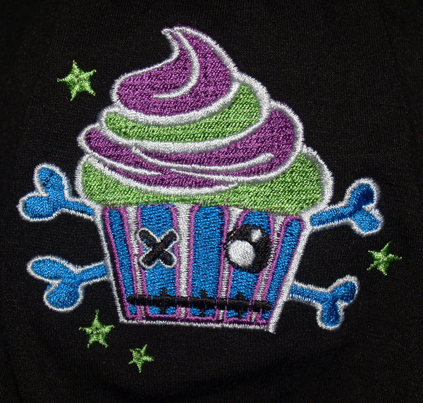 Sweet Tooth Deviant Cupcake Short Sleeve Top