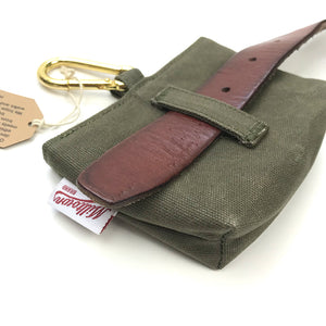 Dog Treat Case - Olive