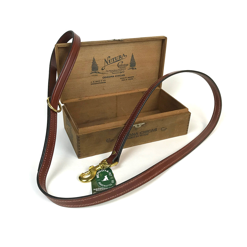 Mendota Dog Leash - 3/4