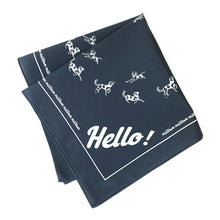 Load image into Gallery viewer, Multilingual 'Hello!' Dog Bandana