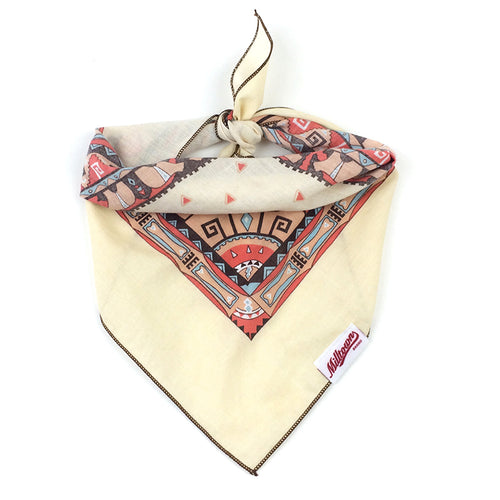 Dog Bandana  - Vintage - South Western 2