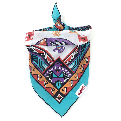 Dog Bandana  - Vintage - South Western 4