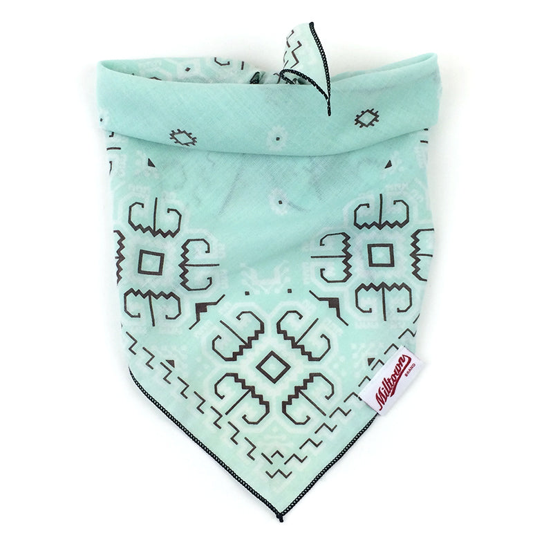Dog Bandana  - Vintage Mint