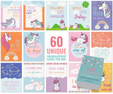 Dessie 60 Motivational Cards - Business Card Sized