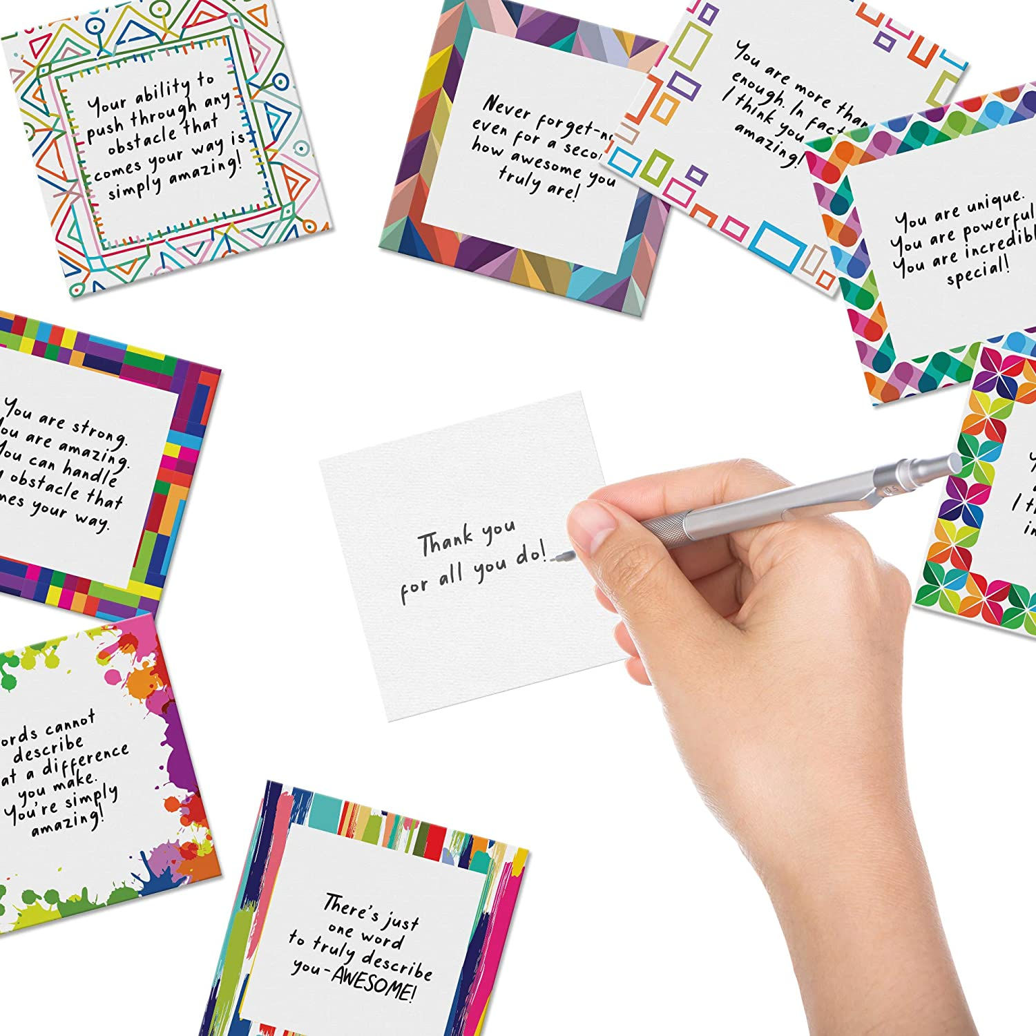 Dessie 60 Inspirational Cards With Envelopes