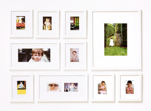 White Gallery_wall Frame_Sets