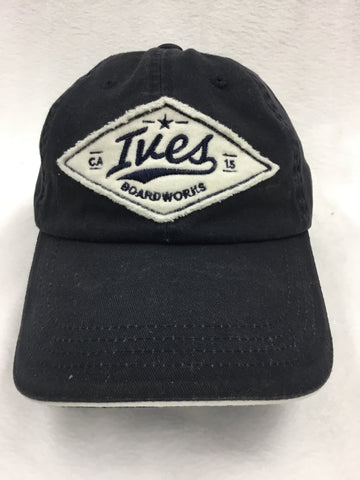 Ives New Vintage Unstructured Patch Hat
