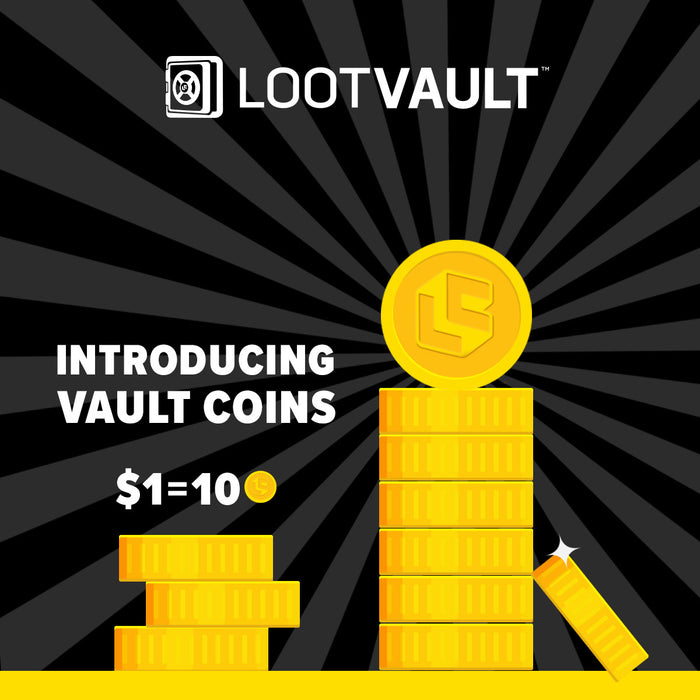 The Return of the Blog and the new Loot Vault Rewards Program!