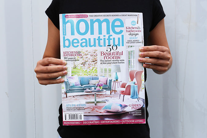 Home Beautiful : September 2014
