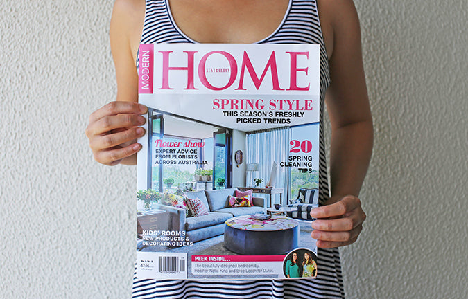 Modern Home : Volume 8 Issue 8