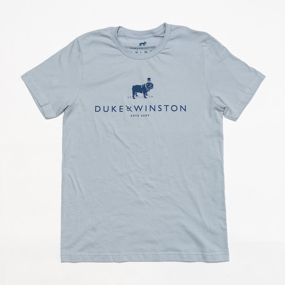 The Logo Tee (Light Blue)
