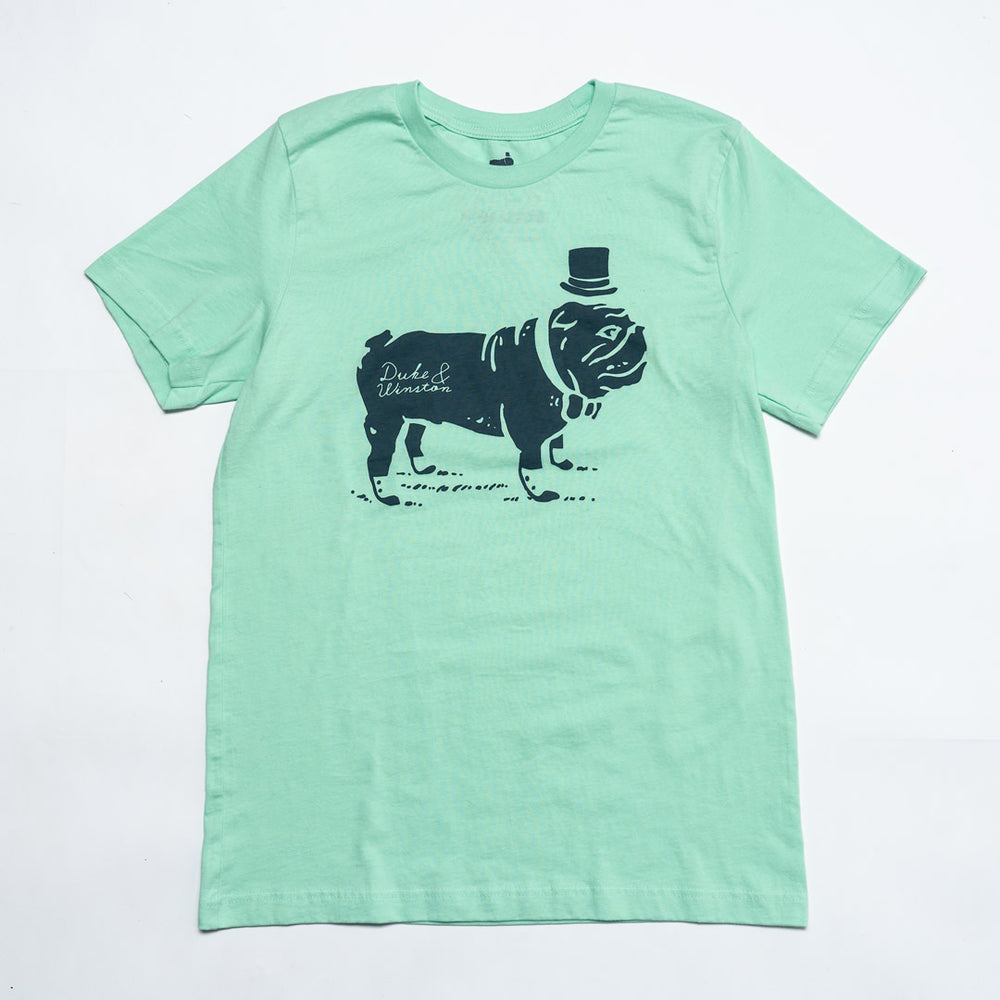 Big Duke Tee (Mint)
