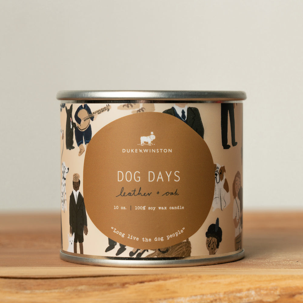 Dog Days Candle