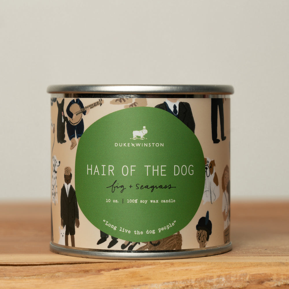 Hair Of The Dog Candle