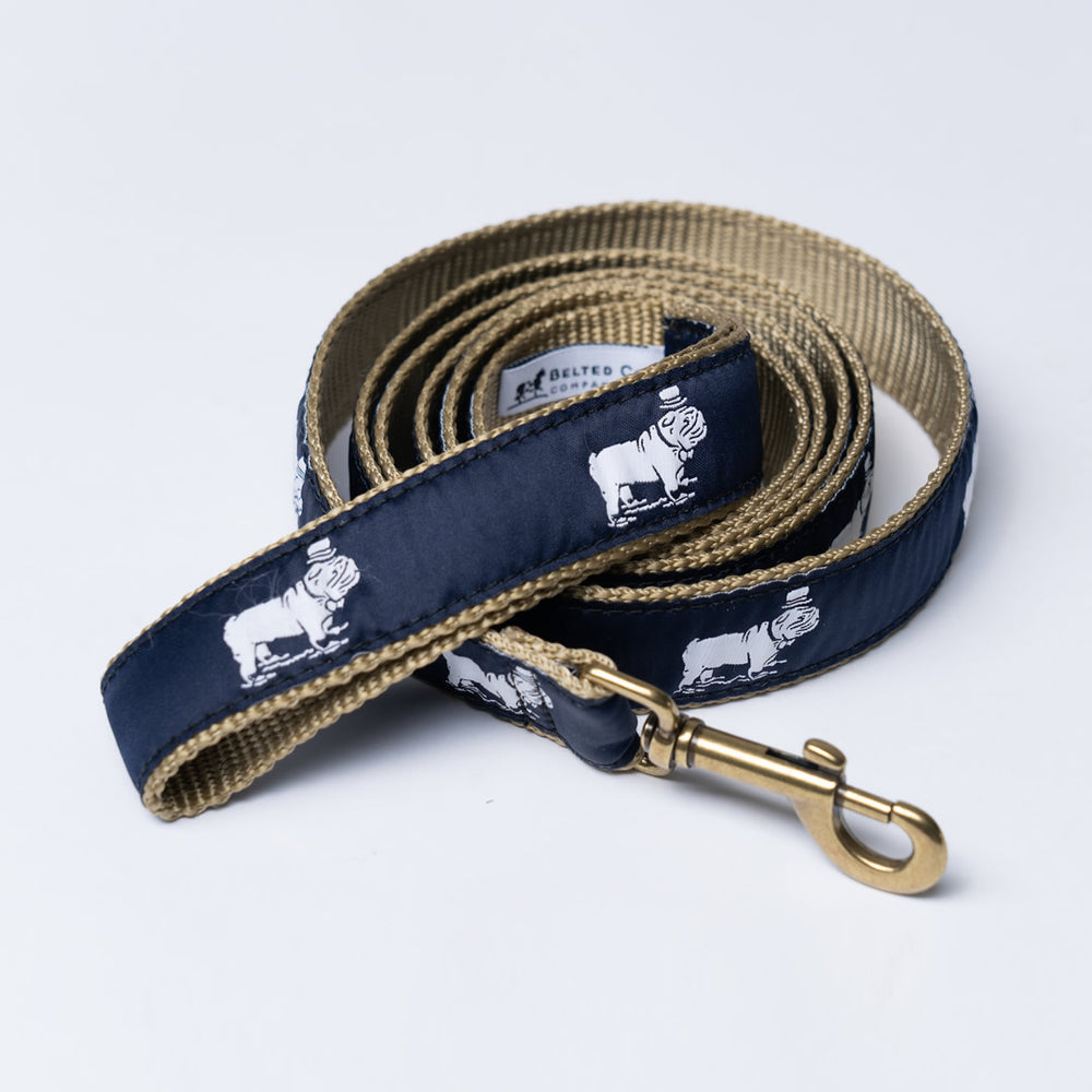 Signature Ribbon Leash (Navy) - SOLD OUT