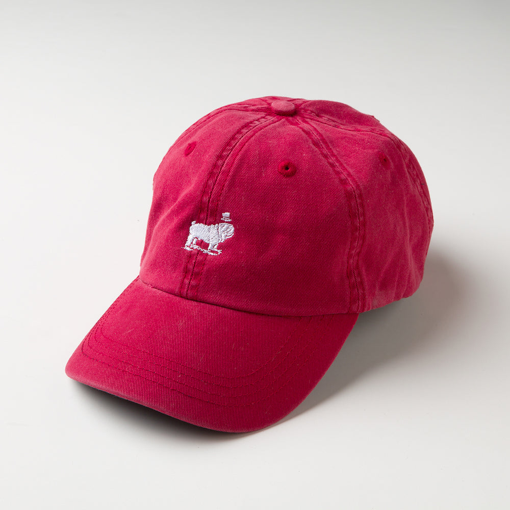 Signature Logo Hat (Red)