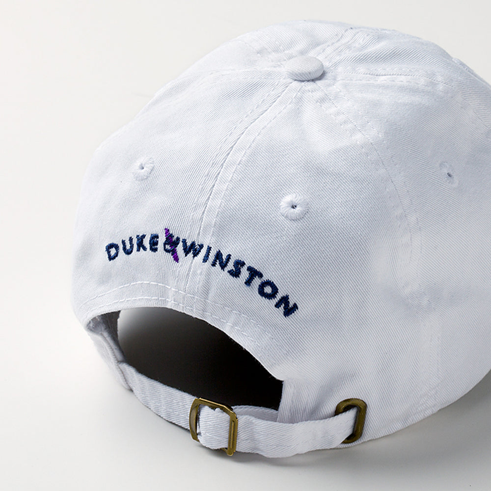 Signature Logo Hat (White)