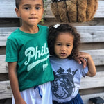 Phila Kids Tee (Kelly Green)