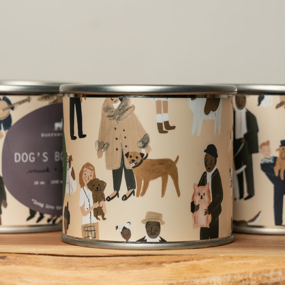 Dog's Bollocks Candle