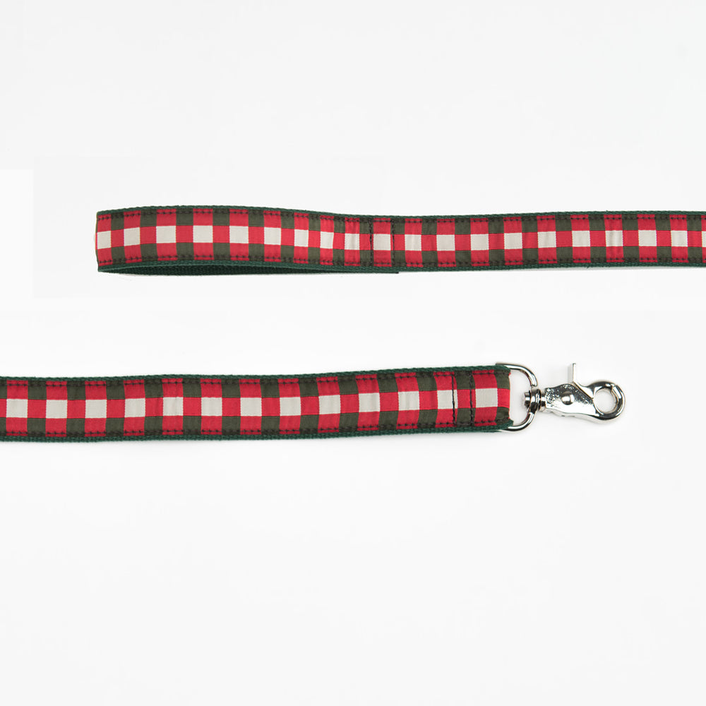 Royal Scot Ribbon Dog Leash