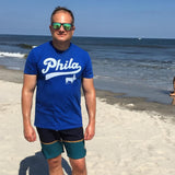 Phila Tee (Royal Blue)