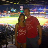 Phila Ladies Tank (Heather Red) - PREORDER