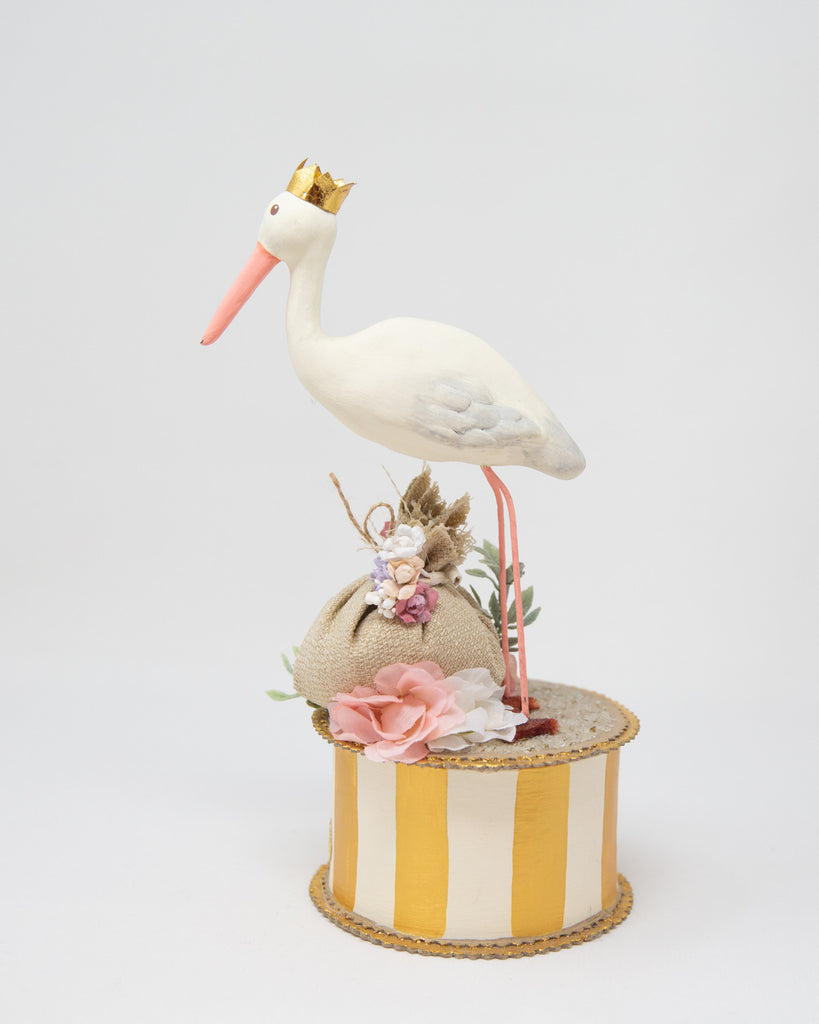 Royal stork box