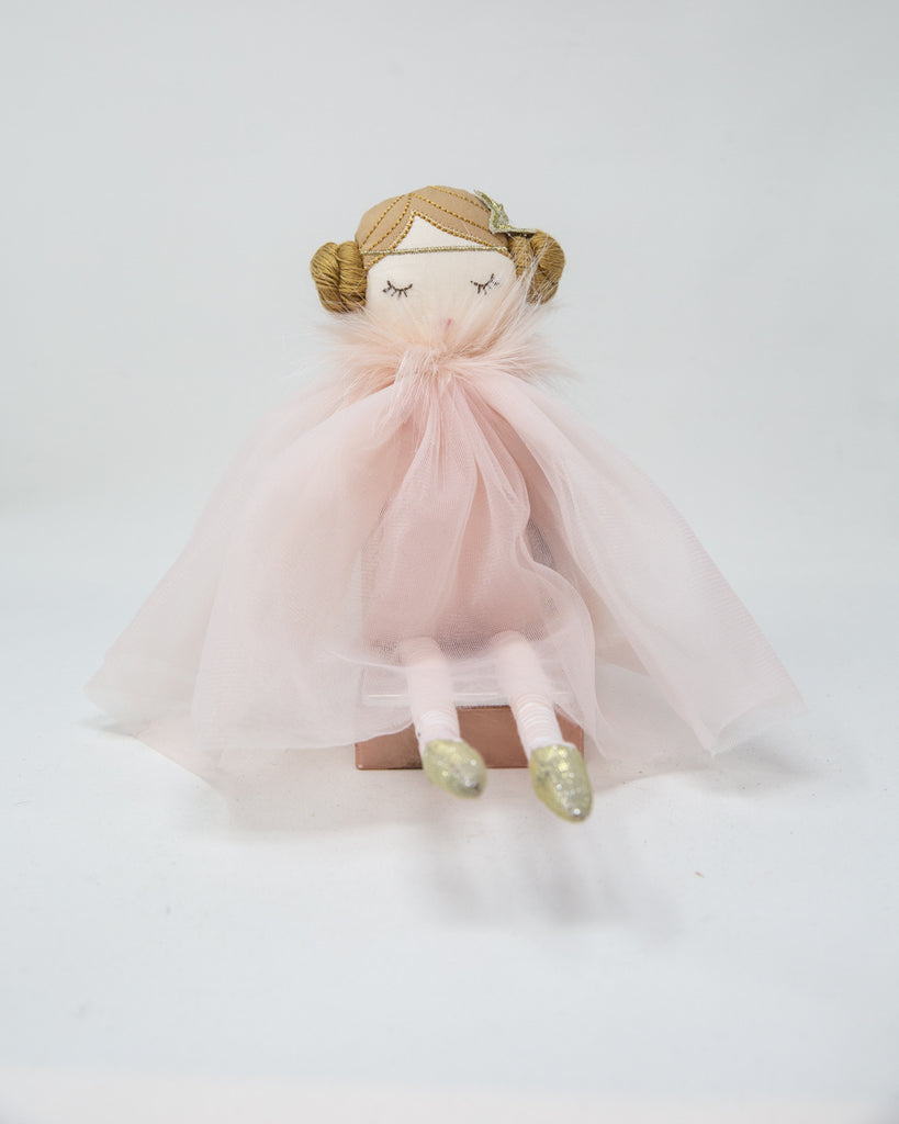 Little miss Goldie doll