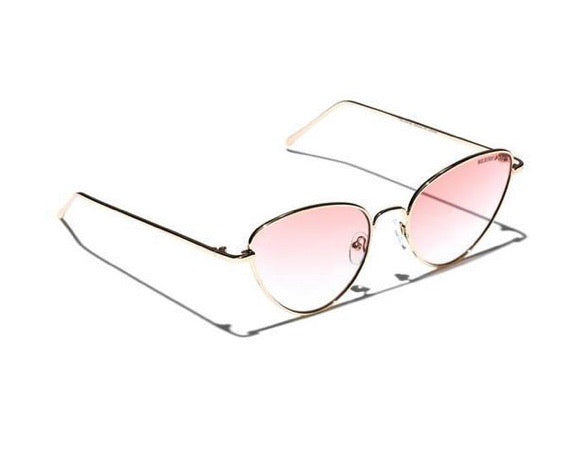 Pink pool party shades