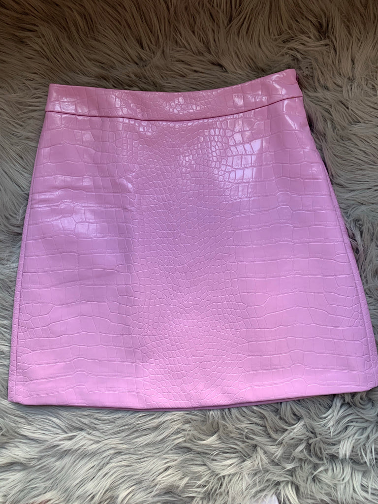 Playdate purple mini skirt