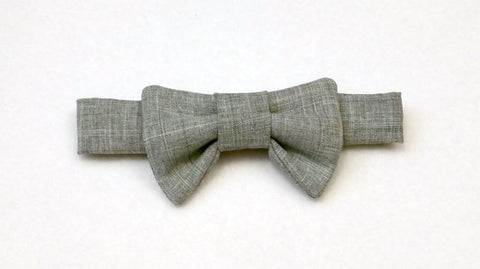 Heather Suiting Bow Tie