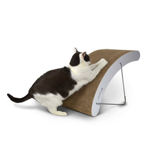 Hepper Hi-Lo Cat Scratcher