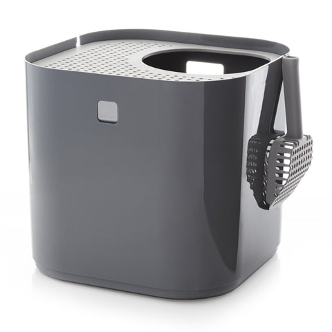 ModKat top entry cat litter box