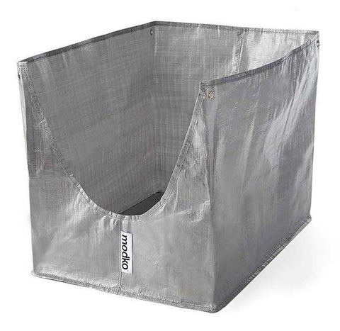 Reusable Tarp Liner; Flip Litter Box