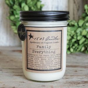 Family Everything - Jar Candle