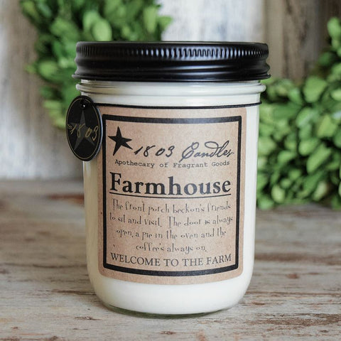 Farmhouse - Jar Candle