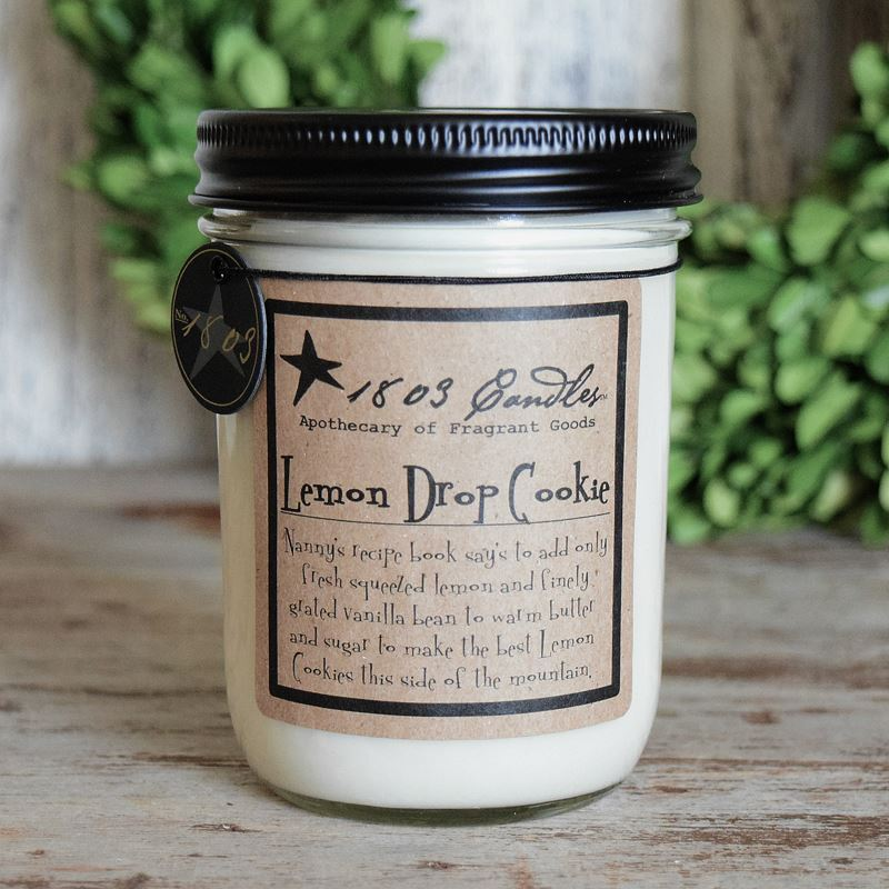 Lemon Drop Cookie - Jar Candle