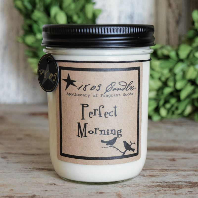 Perfect Morning - Jar Candle