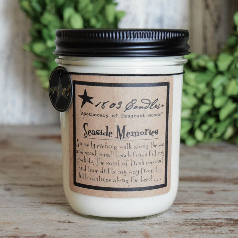 Seaside Memories - Jar Candle