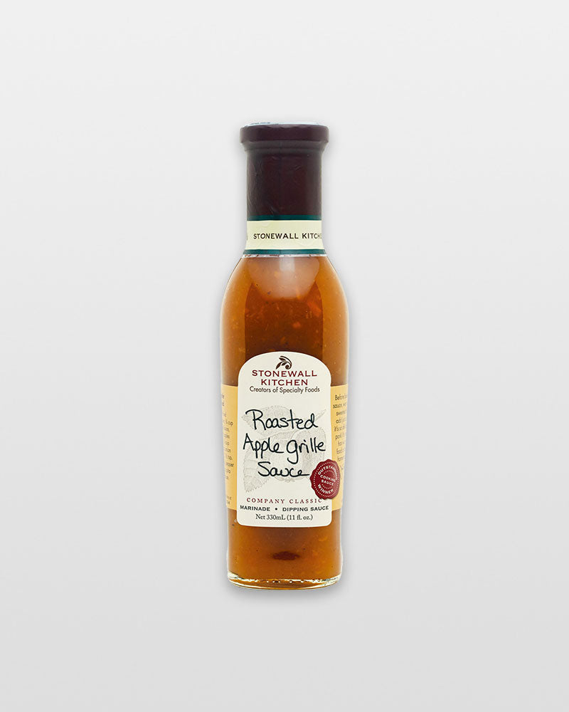 Stonewall Kitchen - Roasted Apple Grille Sauce