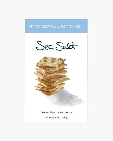 Stonewall Kitchen - Sea Salt Crackers