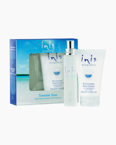 Inis Energy of the Sea - Traveler Duo - Cologne and Body Lotion
