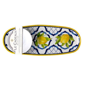 Bowl and Tray Set - Palermo