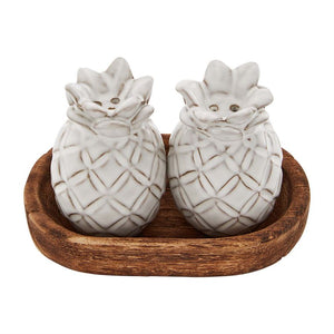 Salt & Pepper Set - Pineapple